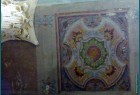 оставшиеся фрески в Георгиевской Корбангской церкви