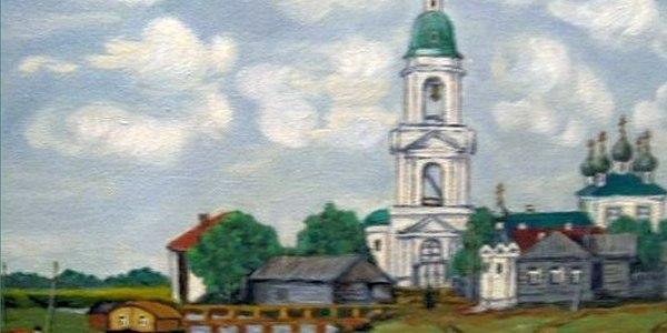 Приходская Боровецкая церковь Воскресения Христова