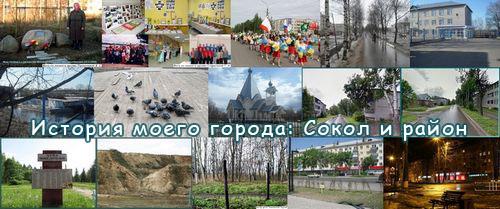 1981 — 1990 годы: История Сокола и Сокольского района