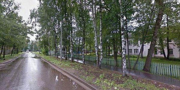 Свердловская улица