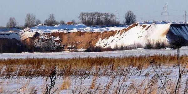 Лисьи горы - памятник природы Сокольского района