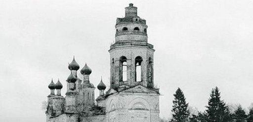 Замошский Покровский приход