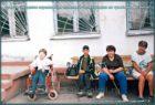 2-е городские соревнования инвалидов-колясочников