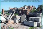 Заброшенное строительство жилого дома на ул. Орешкова г. Сокол