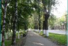 Август в городе Соколе