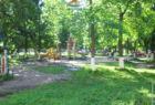 """Детская игровая площадка """"Веселый львенок"""" в Парке О. Лощилова"""
