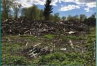 Развалины Детского садика на ул. Первомайской