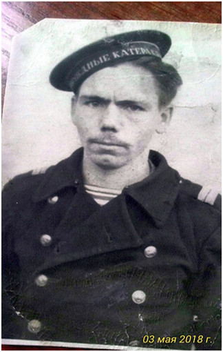 Кучанов Мануил Александрович, краснофлотец