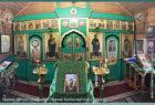 Храм святого праведного Иоанна Кронштадтского, Сокол