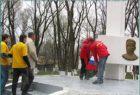 13 областной автопробег - 5 мая 2010 год, Сокол
