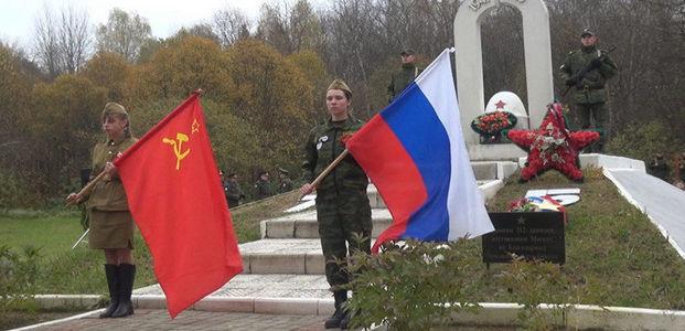 Найдены родственники сержанта Комарова Валентина Ивановича