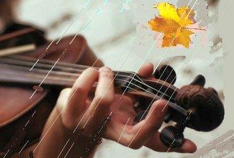 Стихотворение Татьяны Трубаковой - Скрипка