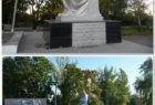 Черткове монумент «Скорбящая мать»