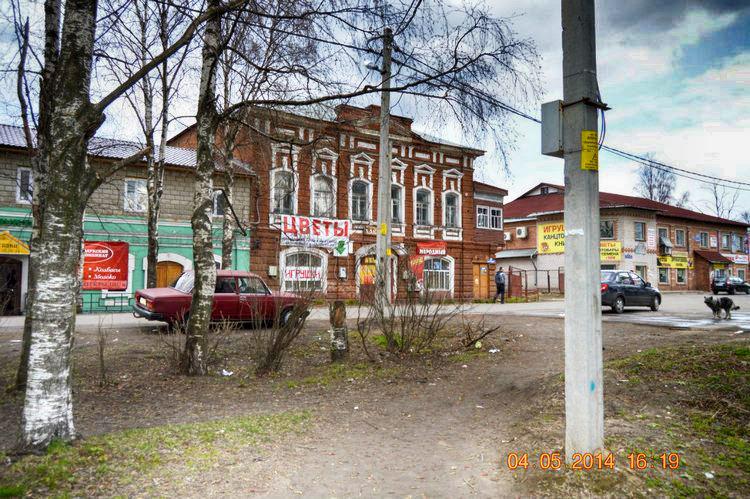 Кадников - В старинном купеческом городе