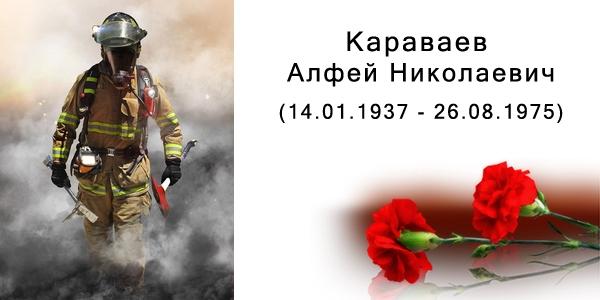 Караваев Алфей Николаевич