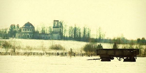 Деревня Поповское