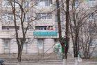 ул. Советская (в условиях самоизоляции), г. Сокол (апрель 2020)