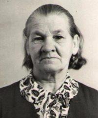 Сестра Николая - Фаина Соколова (Яковлева)