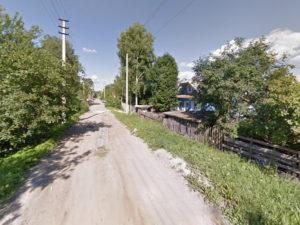 улица Череповецкая, город Сокол (Микрорайон Солдек)
