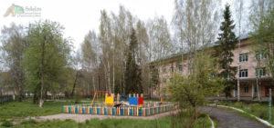 Детская поликлиника Сокол, ул Суворова 21 (23 мая 2020)