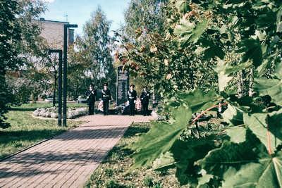 "Стихотворение Петра Серова ""Обелиск"""
