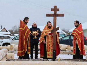 Храм в честь священномученика Власия в Обросово