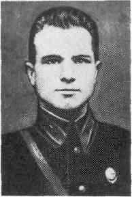 Герой Советского Союза Михаил Андреевич Самарин
