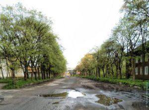 Советский проспект, город Сокол