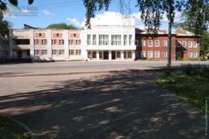Школа искусств, город Сокол