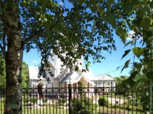 Церковь на улице Новой
