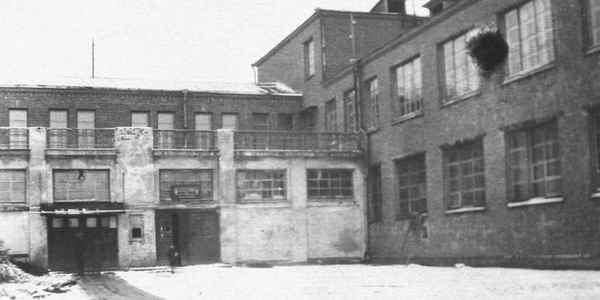Эвакогоспиталь № 1361 в г. Соколе во время ВОВ
