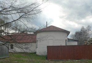 Скорбященская церковь, Кадников
