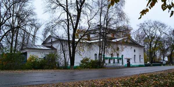 Церковь Богоявления Господня в Кадникове