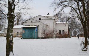 Церковь Богоявления Господня (Дом Культуры), г. Кадников