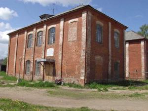 В здании школы № 2 в годы ВОВ размещался Эвакогоспиталь № 1539