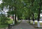 город Сокол, улица Советская