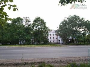улица Советская, вид на Хирургическую больницу