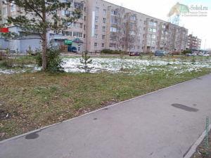 Центральный сквер на улице Орешкова