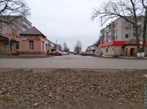 Город Сокол: ул. Советская, ул. Ганина