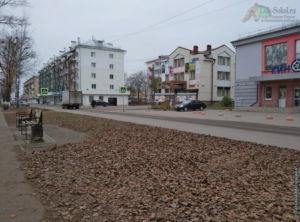 Город Сокол: ул. Советская