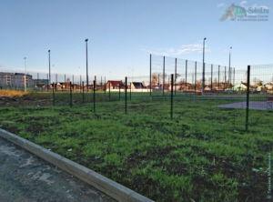 Город Сокол: ул. Советская, стадион у новой школы № 9