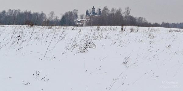 Урочище Погост Оларево в Сокольской районе