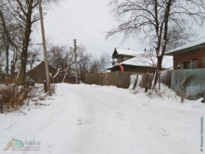 Микрорайон ЛДК (ул. Лещевка, декабрь 2020)