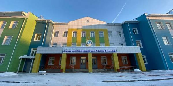 Новая школа № 9 имени Н.В. Власовой в Соколе