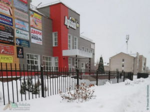 Улочки зимнего Сокола, (Ул. Советская, январь 2021)