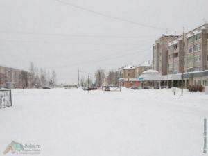 Улочки зимнего Сокола, (Ул. Орешкова, январь 2021)