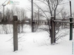 Улочки зимнего Сокола