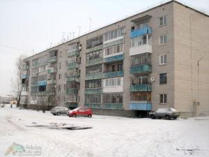 город Сокол, ул. Советская