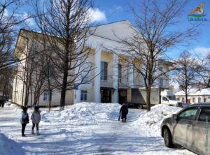 Дворец культуры «Солдек» (фото 20 марта 2021г.)