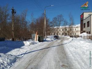 улица Комсомольская, город Сокол